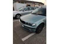 bmw e46 70500 miles and box trailer