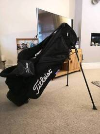 Titleist Stand Bag, LIKE NEW