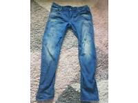 G star raw jeans mens