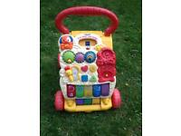 Vetch Baby Musical Walker/Activity centre