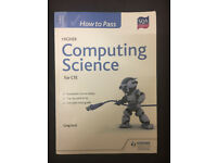 Hodder Gibson - How to Pass Higher Computing Science for CfE