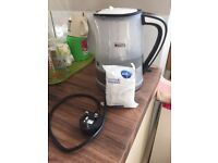Brita Filter Kettle plus one new filter