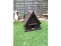 Dovecote wall or post mounted handmade