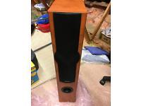 50w pioneer floorstanding speakers