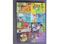 Mr Gum series of 8 books by Andy Stanton