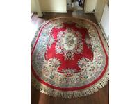 Authentic 100% Wool Chinese Washed Carpet
