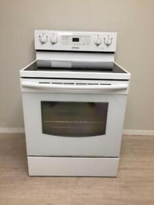 Used Samsung Ceramic-Top Stove (Convection) $489. 1 Year Warranty. Professionally Reconditioned