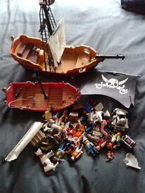 Play Mobil Pirates