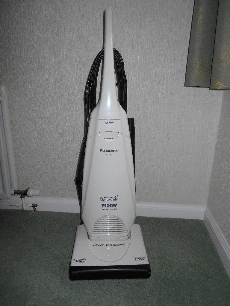 Panasonic 1900 Watt Vacuum Cleaner In Boston