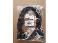 Job Lot Black DVI-D Dual Link 2Meter Gold CONN and HDMI to Dvi-D Port 2M Cable