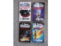 Mission Earth series by L. Ron Hubbard - Volumes 2, 4, 5 and 6 - excellent unread condition