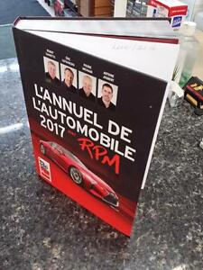 l'annuel de l'automobile 2017 RPM