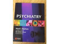 Psychiatry textbook
