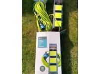 Hi gear 3 way mobile mains kit