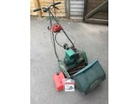 Suffolk Punch lawnmower - Complete and working
