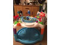 Baby Einstein Activity centre £40 ono