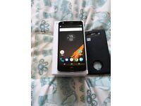 Motorola xt1635-03 dual SIM