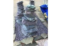 Slate Cascade Water Feature