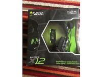 Turtle Beach X12 Headset (xbox360)