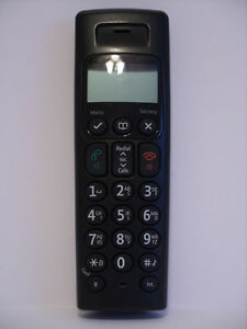 BT GRAPHITE 2100 2500 REPLACEMENT SPARE HANDSET ONLY