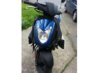 Kymco agility 125cc I'm selling for a friend