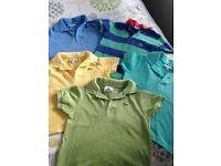 Boys Lacoste T-shirts