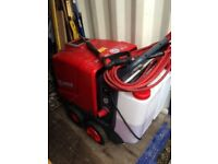 EHRLE HD1140 JET WASH / STEAM CLEANER / HOT PRESSURE WASHER 3 PHASE