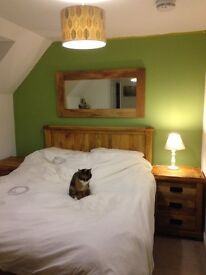 Lovely, furnished double room in 2 bed house in Botley