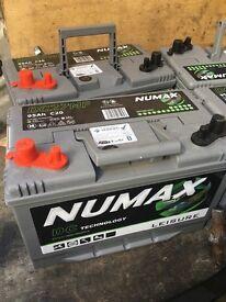 Leisure battery DC27MF 95ah c20 Numax