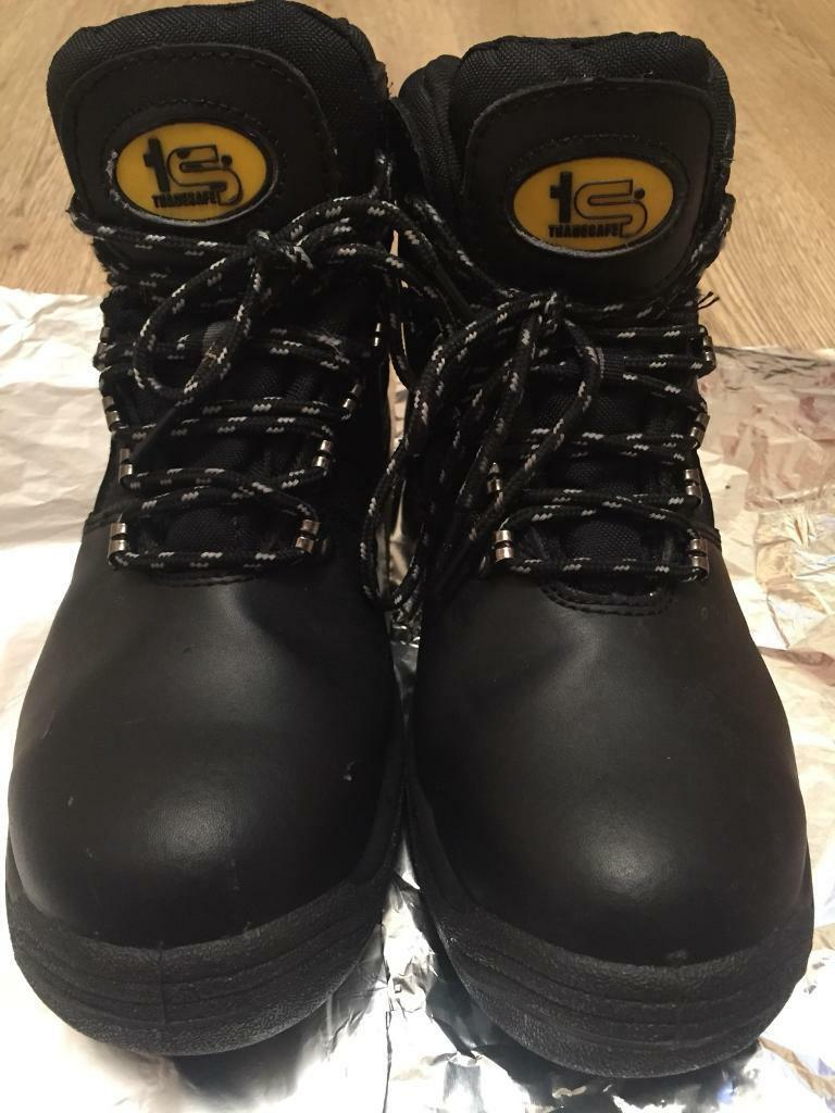 Boot Tradesafe for Work - Size 8