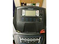 Treadmill. Roger black