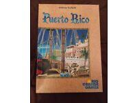 'Puerto Rico' Board Game