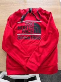 North Face Fleece Hoody Genuine Item (see picture)