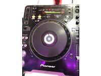 PIONEER 2 x CDJ 1000 MARK 3 & 1 x DJM 800