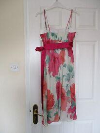 Size 8 summer dress