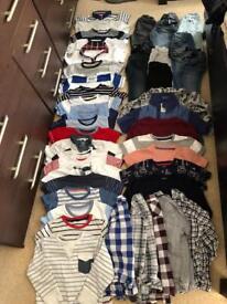 Boys Age 4-5 Clothes bundle