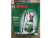Bosch pressure washer.