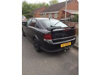 Vauxhall vectra c 2004 + private number plate included