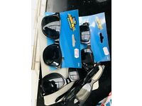 10 pairs of blues brothers sunglasses