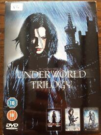 UNDERWORLD TRILOGY DVD Box Set