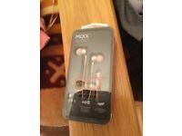 Audio ear phones