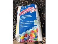 2 Bags of Mapei renovation screed for levelling floors .