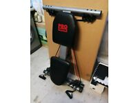 Pro Power Resistance Band Multi Gym