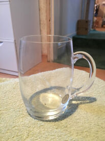 Half Pint Glass Tankards