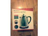 Goodmans grey sparkle kettle