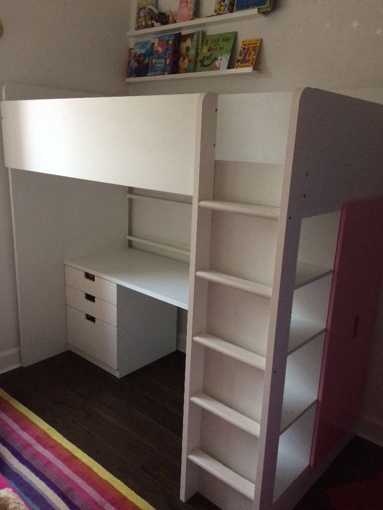 Ikea Stuva Loft Bed Vgc In Meadows Edinburgh Gumtree