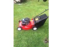 Honda Powered Mountfield petrol lawnmower