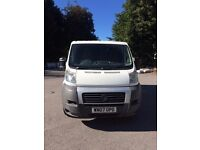 Fiat Ducato 30 SWB 2.2HDi 100BHP Crew Van/6 seats (same as Relay and Boxer)