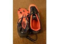 Football boots umbro