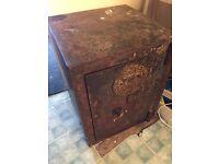 Vintage Milners Fire proof safe